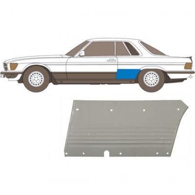 MERCEDES SLC SL R107 COUPE 1971-1989 REAR WING REPAIR PANEL BEHIND DOOR  LEFT