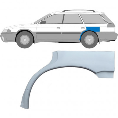 SUBARU LEGACY 1994-1999 REAR WHEEL ARCH / LEFT