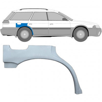 SUBARU LEGACY 1994-1999 REAR WHEEL ARCH / RIGHT