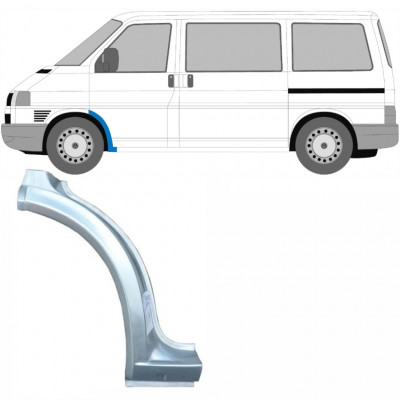 VW T4 1990-2003 FRONT WHEEL ARCH PANEL / LEFT