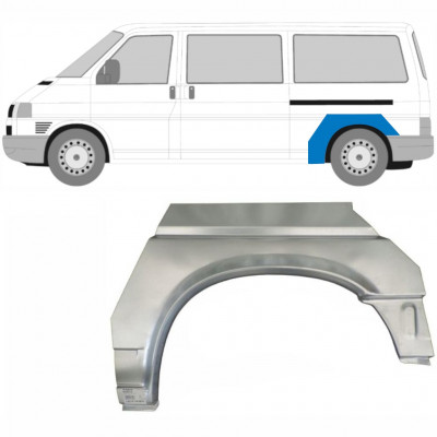 VW T4 1990-2003 LWB REAR WHEEL ARCH PANEL / LEFT