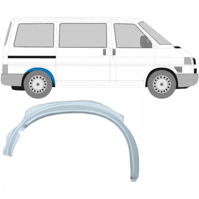 VW T4 1990-2003 INNER REAR WHEEL ARCH PANEL / RIGHT