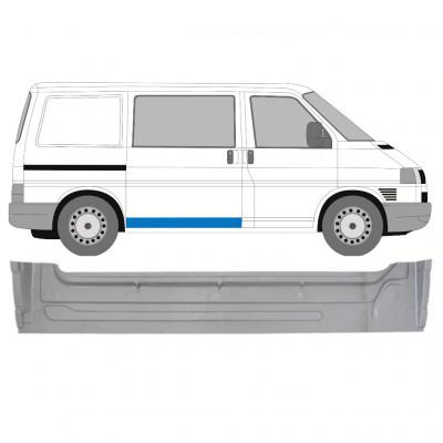 VW T4 1990- SLIDING DOOR INNER REPAIR PANEL
