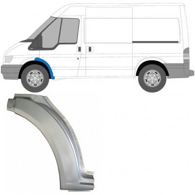 FORD TRANSIT 2000-2013 FRONT WHEEL ARCH / LEFT