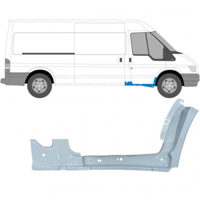 FORD TRANSIT 2000-2013 INNER FRONT PANEL / RIGHT