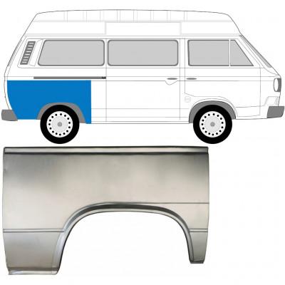 VW T3 1979-1992 REAR WING REPAIR PANEL / RIGHT