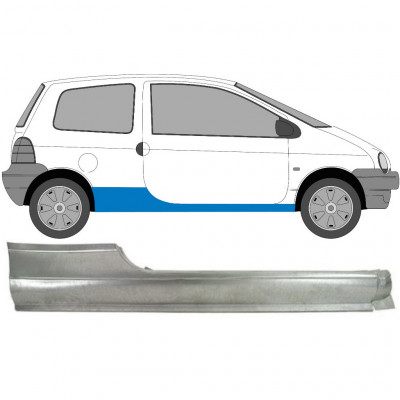RENAULT TWINGO 1993-2007 SILL REPAIR PANEL / RIGHT