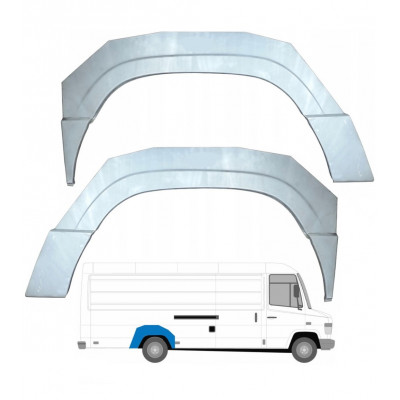MERCEDES VARIO 1996- REAR WHEEL ARCH / PAIR
