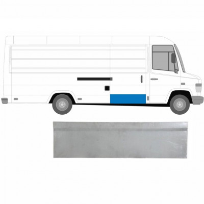 MERCEDES VARIO 1996- SLIDING DOOR PANEL / RIGHT = LEFT
