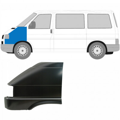 VW T4 1990-1996 FRONT WING / LEFT