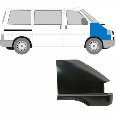 VW T4 1990-1996 FRONT WING / RIGHT