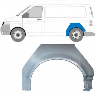 VW T5 2003-2015 REAR WHEEL ARCH / LEFT