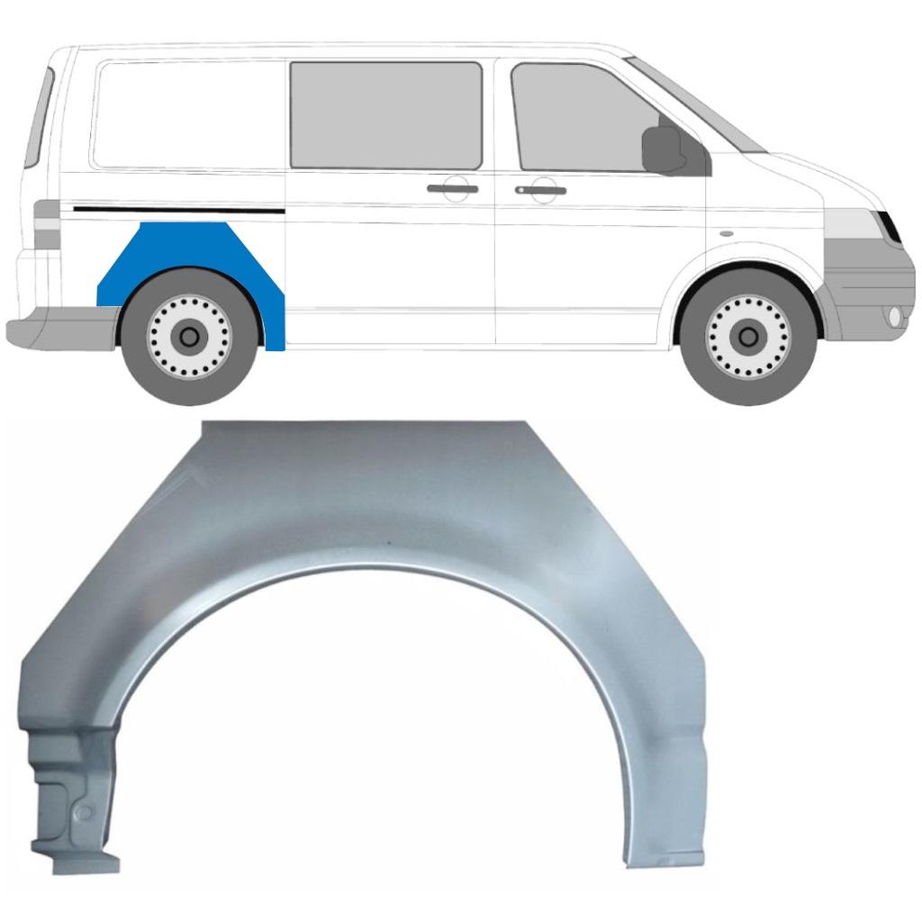 VW T5 2003-2015 REAR WHEEL ARCH / RIGHT