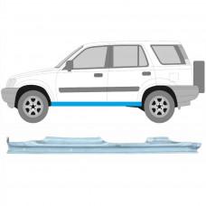 HONDA CRV CR-V 1995-2006 FULL SILL REPAIR PANEL ROCKER PANEL / LEFT LH