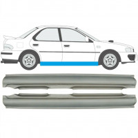 SUBARU IMPREZA GC/GF 1992-2000 FULL SILL REPAIR PANEL / SET OF 2 / PAIR