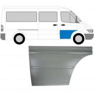 MERCEDES SPRINTER VW LT 1995-2006 FRONT DOOR SKIN REPAIR PANEL HIGH / RIGHT RH