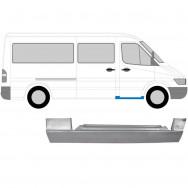 MERCEDES SPRINTER VW LT 1995-2006 FRONT SILL DOORSTEP REPAIR PANEL / RIGHT RH