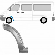 MERCEDES SPRINTER VW LT 1995-2006 FRONT WHEEL ARCH REPAIR PANEL / LEFT LH