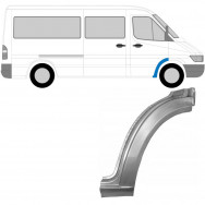 MERCEDES SPRINTER VW LT 1995-2006 FRONT WHEEL ARCH REPAIR PANEL / RIGHT RH