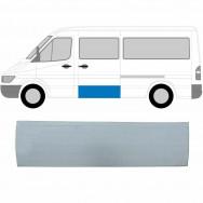 MERCEDES SPRINTER VW LT REPAIR PANEL 1995-2006 SLIDING DOOR OUTER REPAIR PANEL