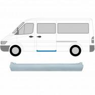 MERCEDES SPRINTER VW LT 1995-2006 SILL REPAIR PANEL DOORSTEP SLIDING DOOR