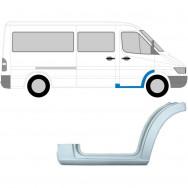 MERCEDES SPRINTER VW LT REPAIR PANEL 1995-2006 FRONT SILL DOORSTEP ARCH / RIGHT