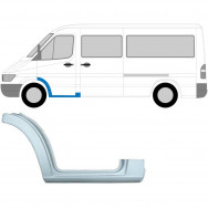 MERCEDES SPRINTER VW LT REPAIR PANEL 1995-2006 FRONT SILL DOORSTEP ARCH / LEFT
