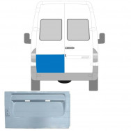 MERCEDES SPRINTER VW LT 1995-2006 REAR DOOR REPAIR PANEL HIGH / LEFT LH