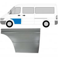 MERCEDES SPRINTER VW LT 1995-2006 FRONT DOOR SKIN REPAIR PANEL HIGH / LEFT LH