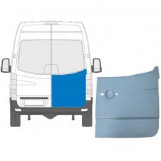 MERCEDES SPRINTER VW CRAFTER  2006- REAR DOOR REPAIR PANEL HIGH / LEFT LH